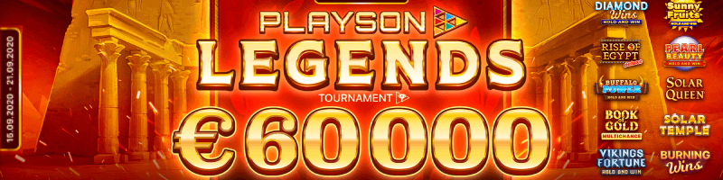 Playson Legends